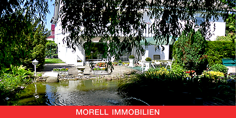 exklusive eigentumswohnung direkt am teich morell immobilien. Black Bedroom Furniture Sets. Home Design Ideas